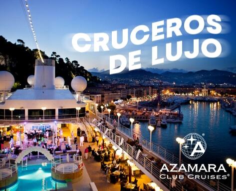 Crucero Azamara